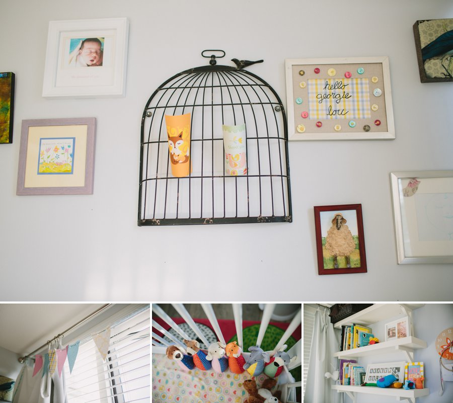 Home Decor Main Street Family Session