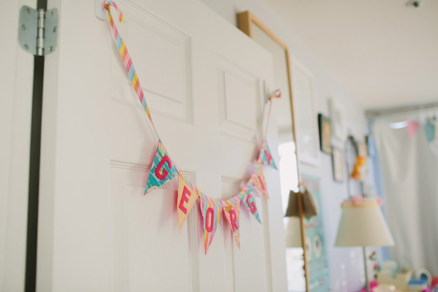 Nursery Decor Family Session