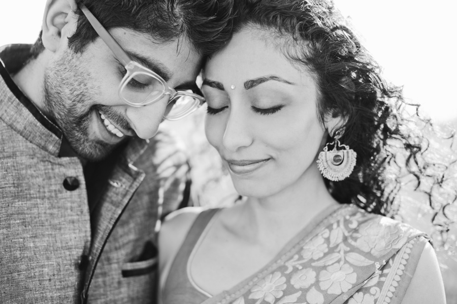 Vancouver Indian Engagement Session
