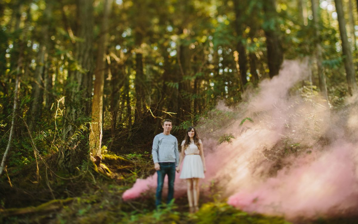 Mayne Island Engagement | Preview
