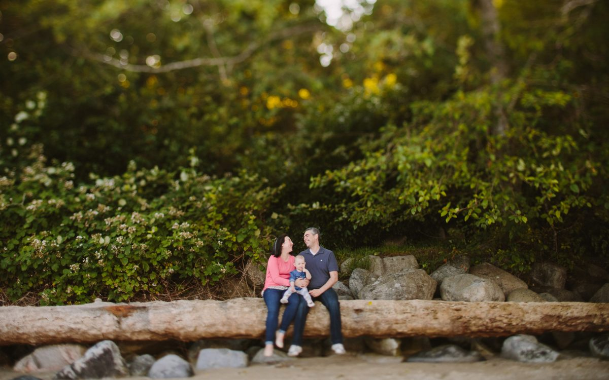 Cates Park Family Session   Preview