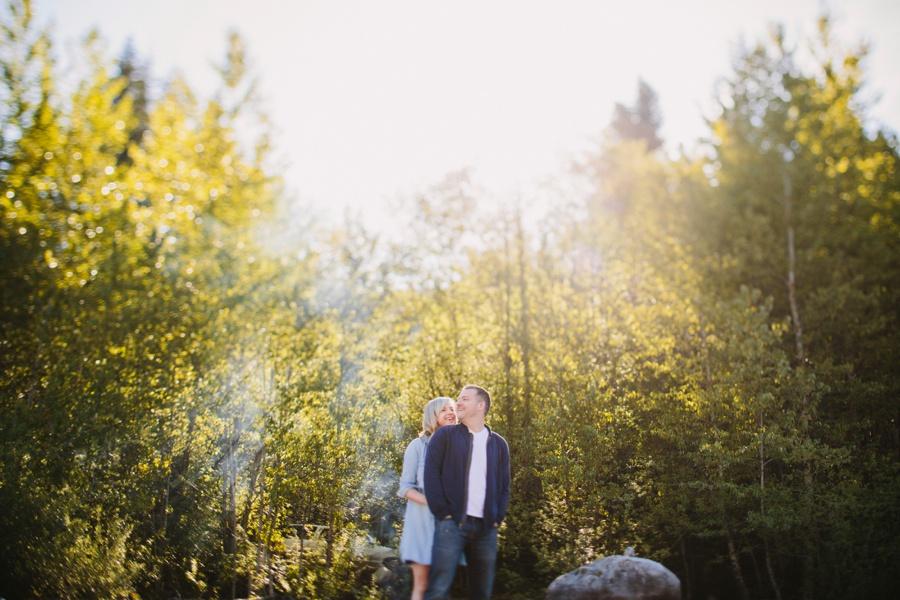 Westcoast Couple Tilt Shift