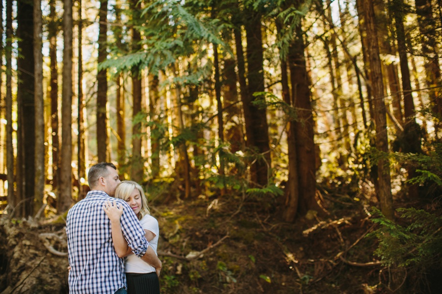 BC Forest couple