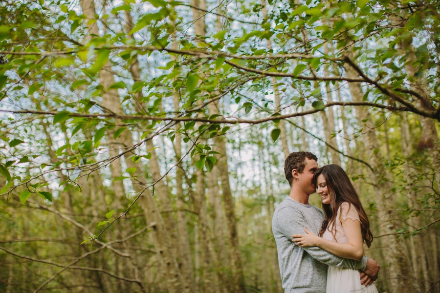 Gulf Island Engagement Session
