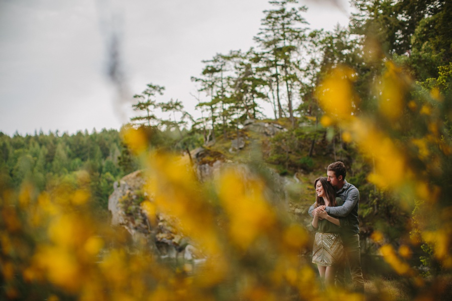 Broom and Coastal Forest Engagement Session