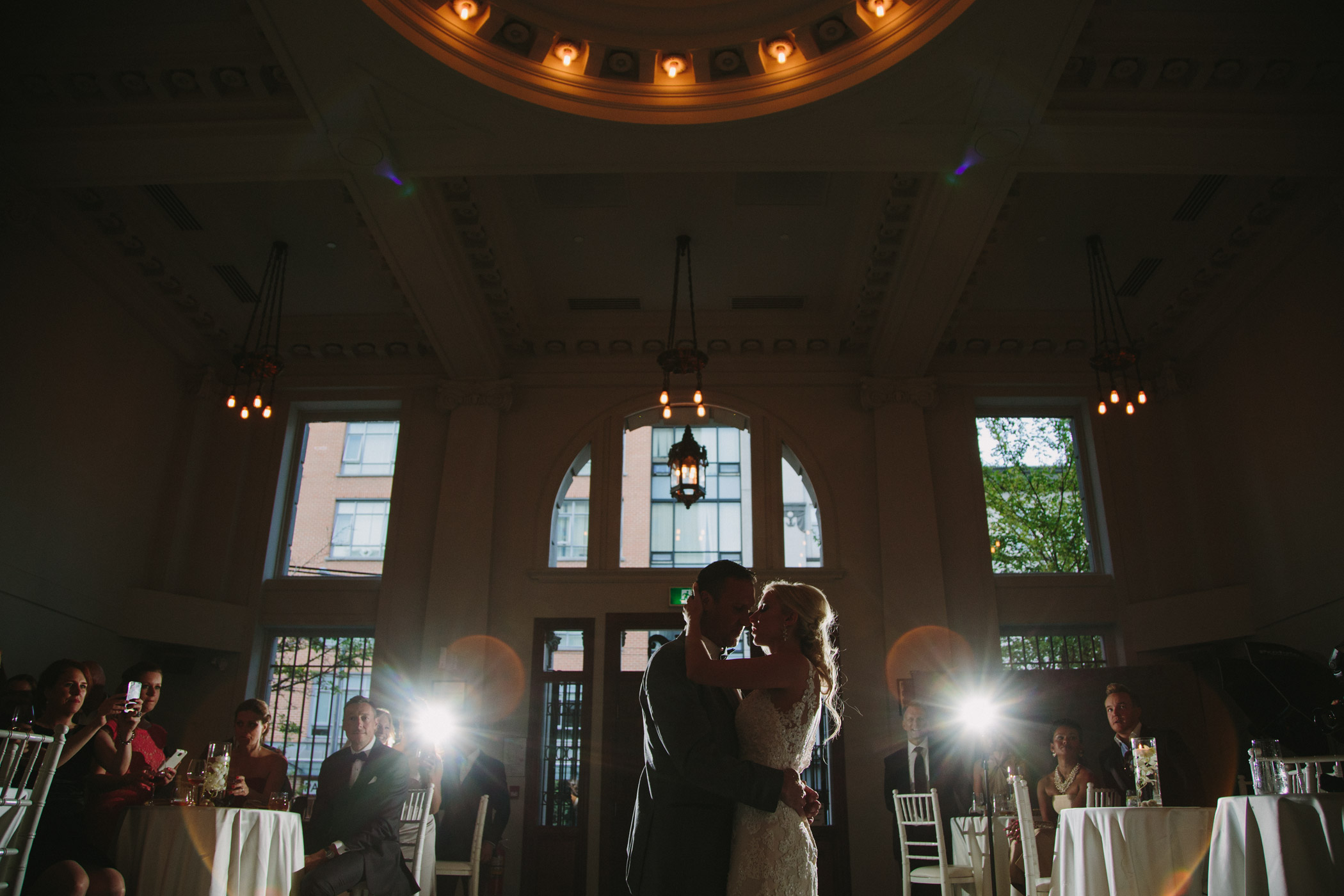 First Dance at the Permanent