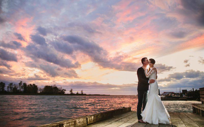 Britannia Shipyards Wedding | Preview