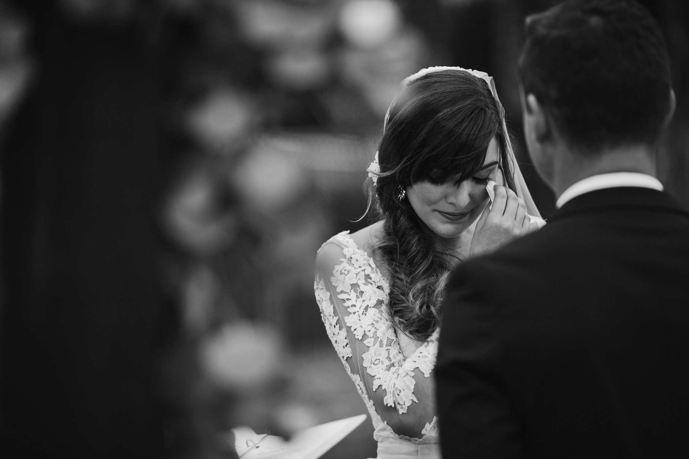 Emotional Photojournalistic Vancouver Wedding