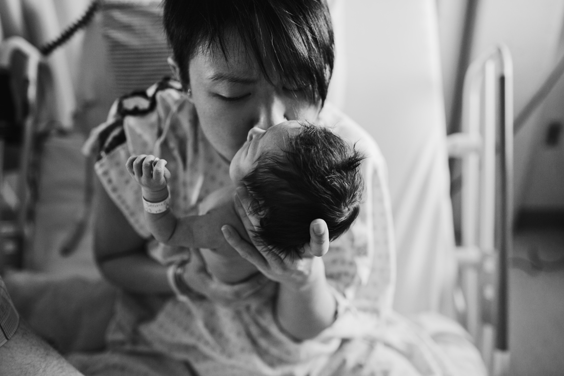 Vancouver Birth Photographer
