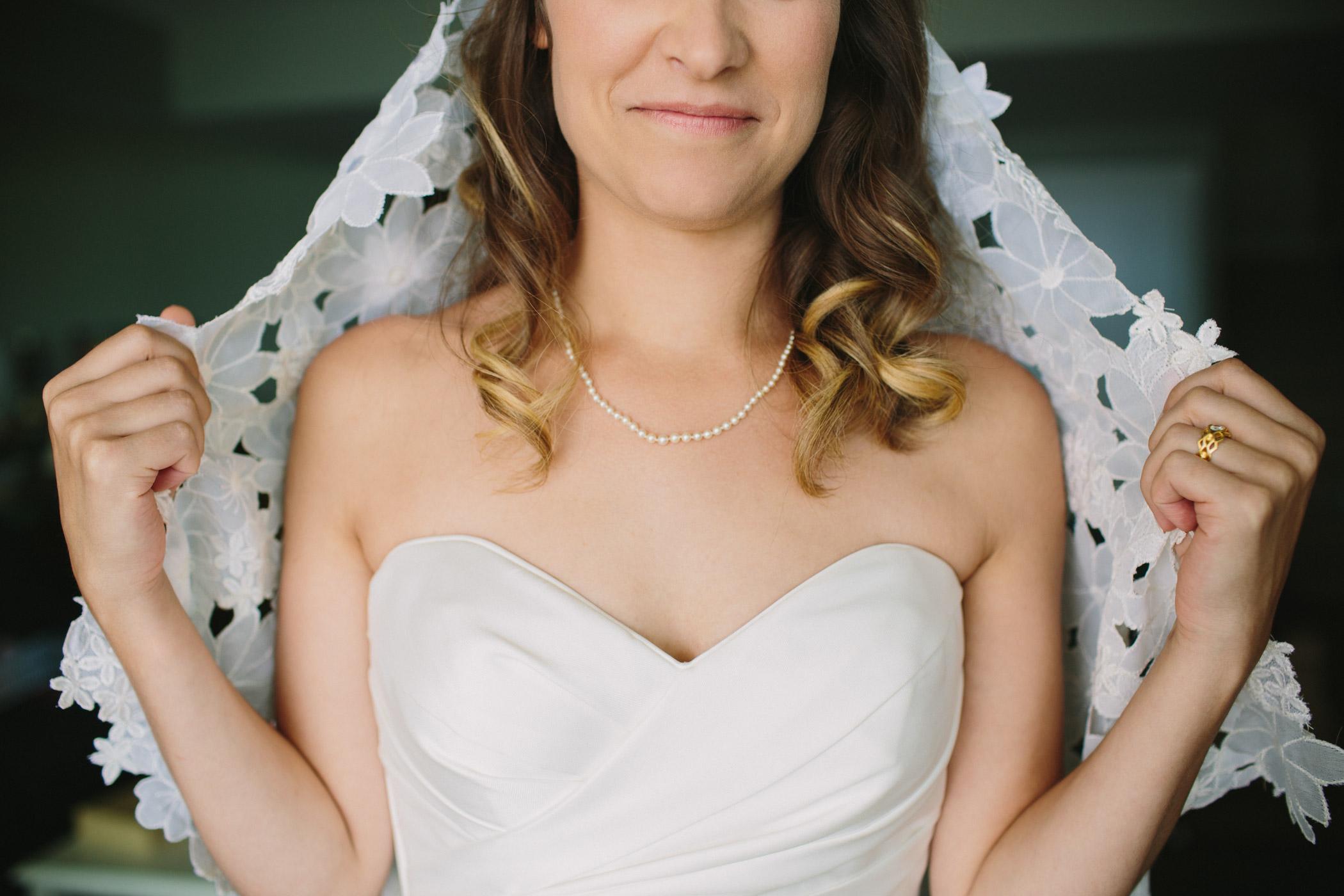Kelowna Bridal Detail