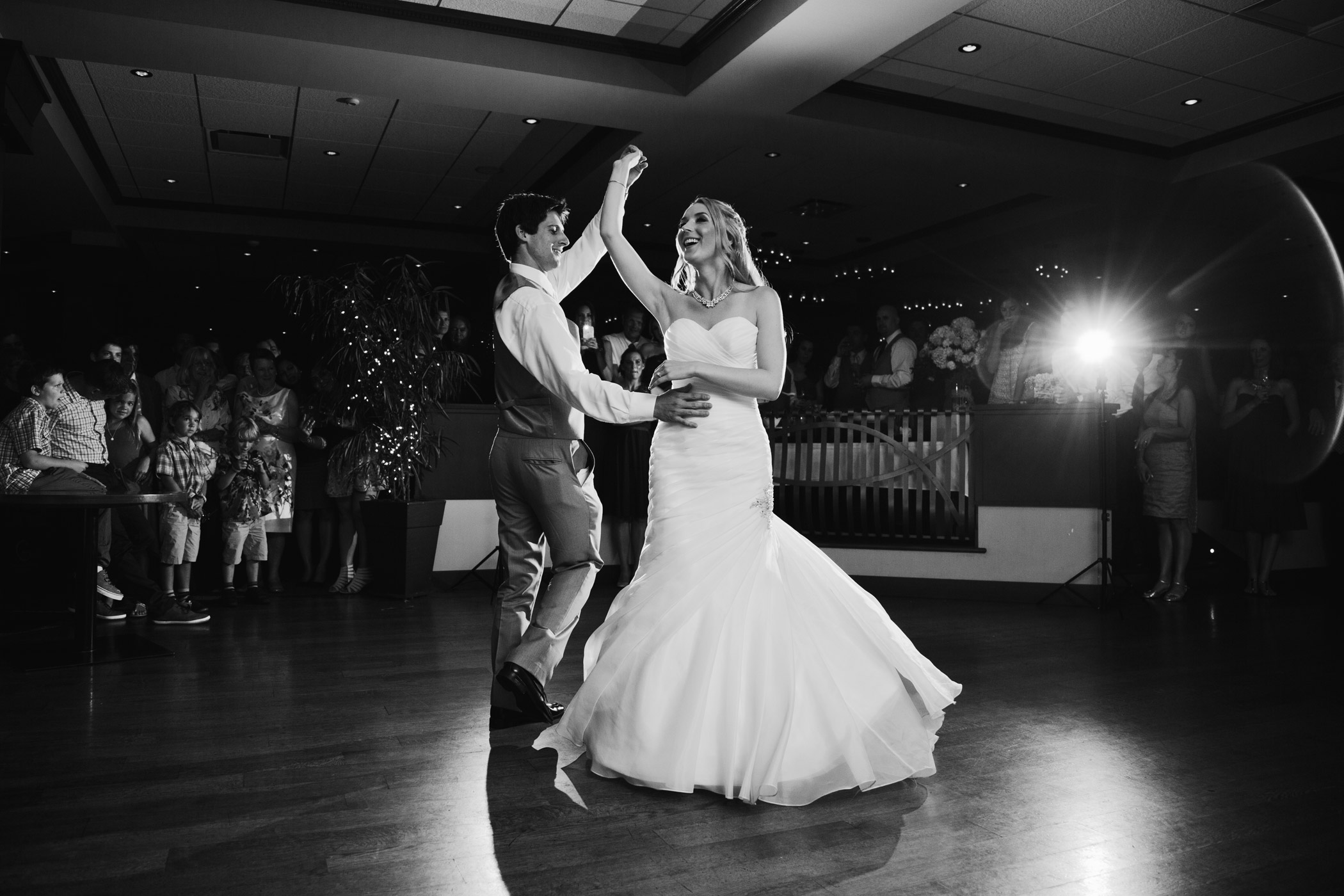 Burnaby Mountain First Dance