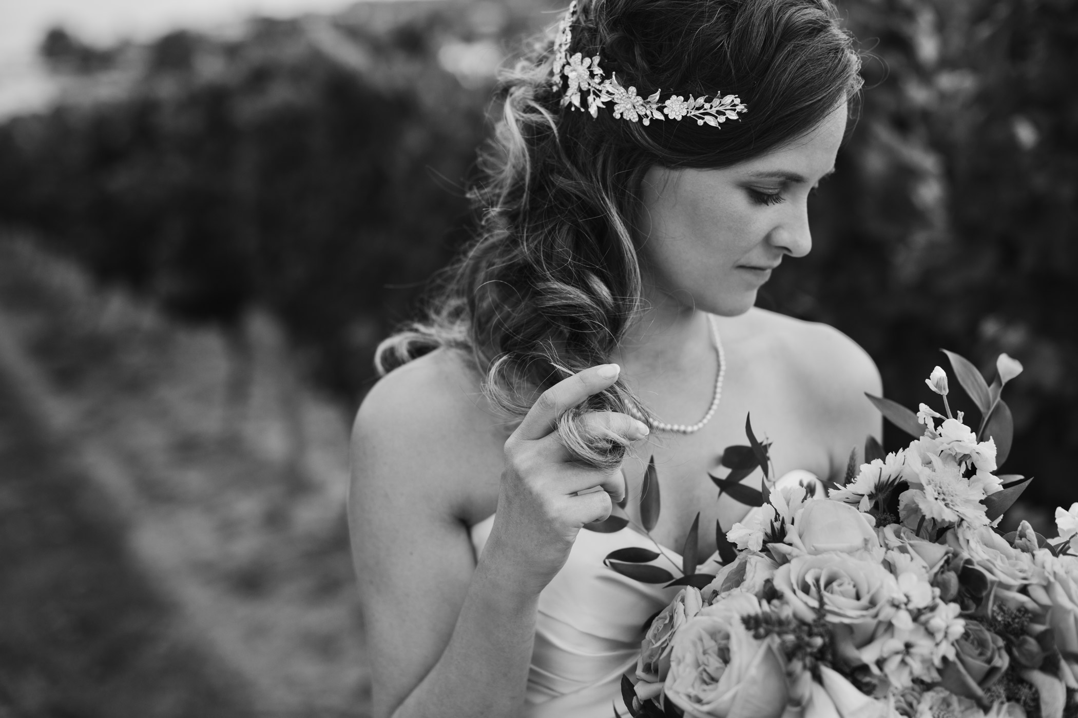 Kelowna Bridal Portrait