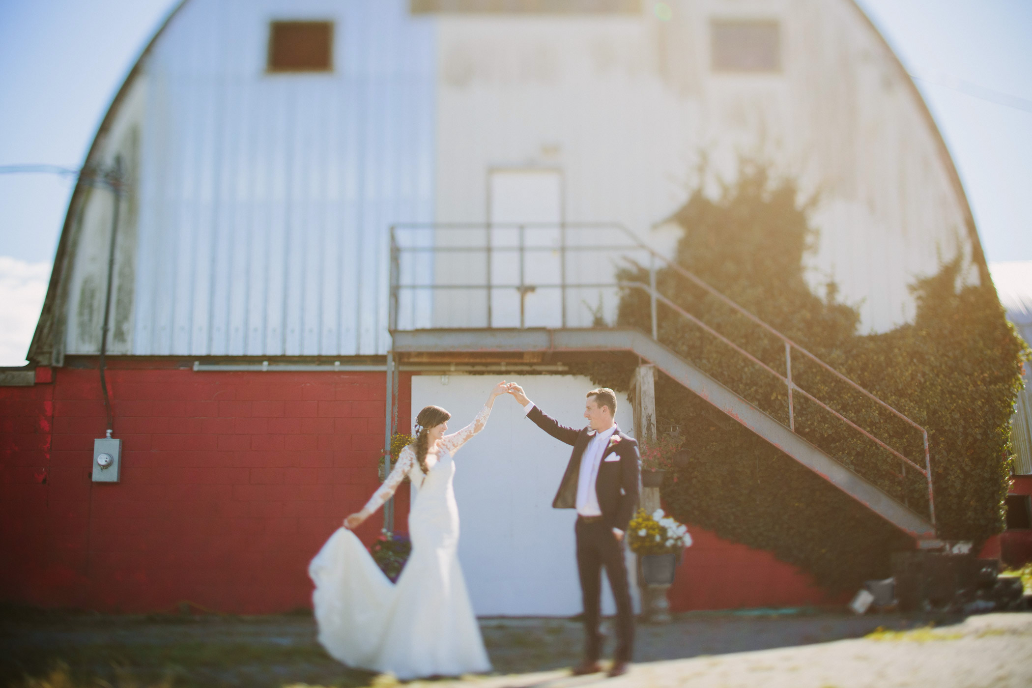 Langley Barn Bride and Groom Photography
