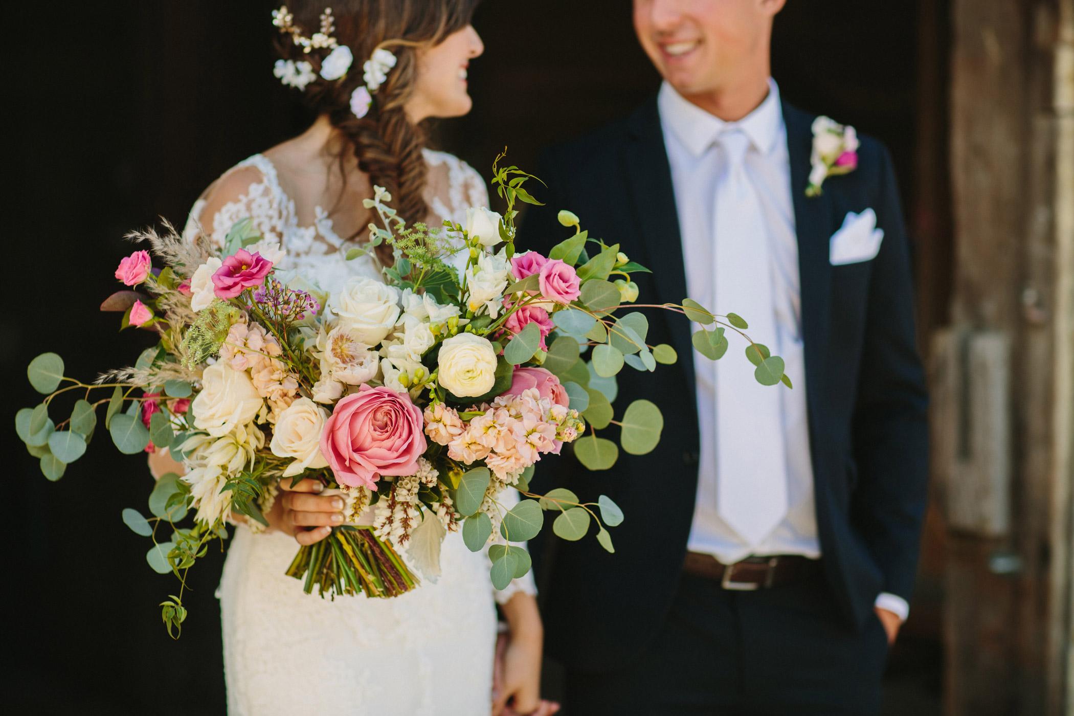 Vancouver Rustic Wedding