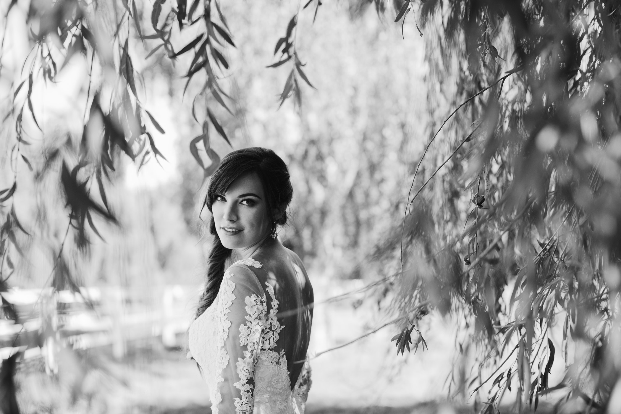 Langley Bridal Portrait