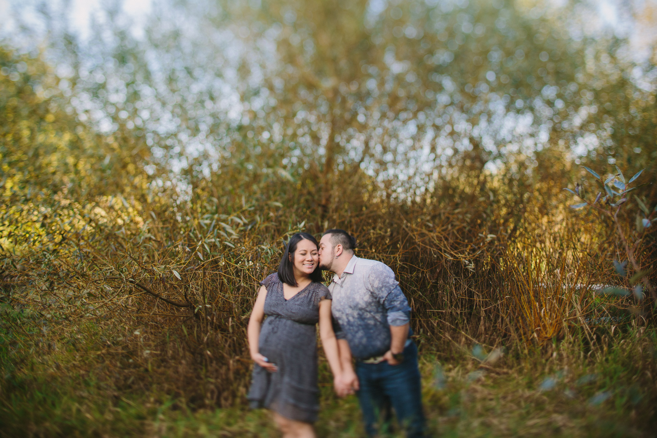 Jericho Beach Maternity Session