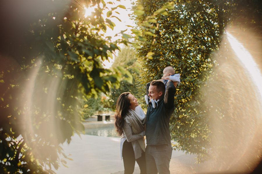 Creative Vancouver Family Photography