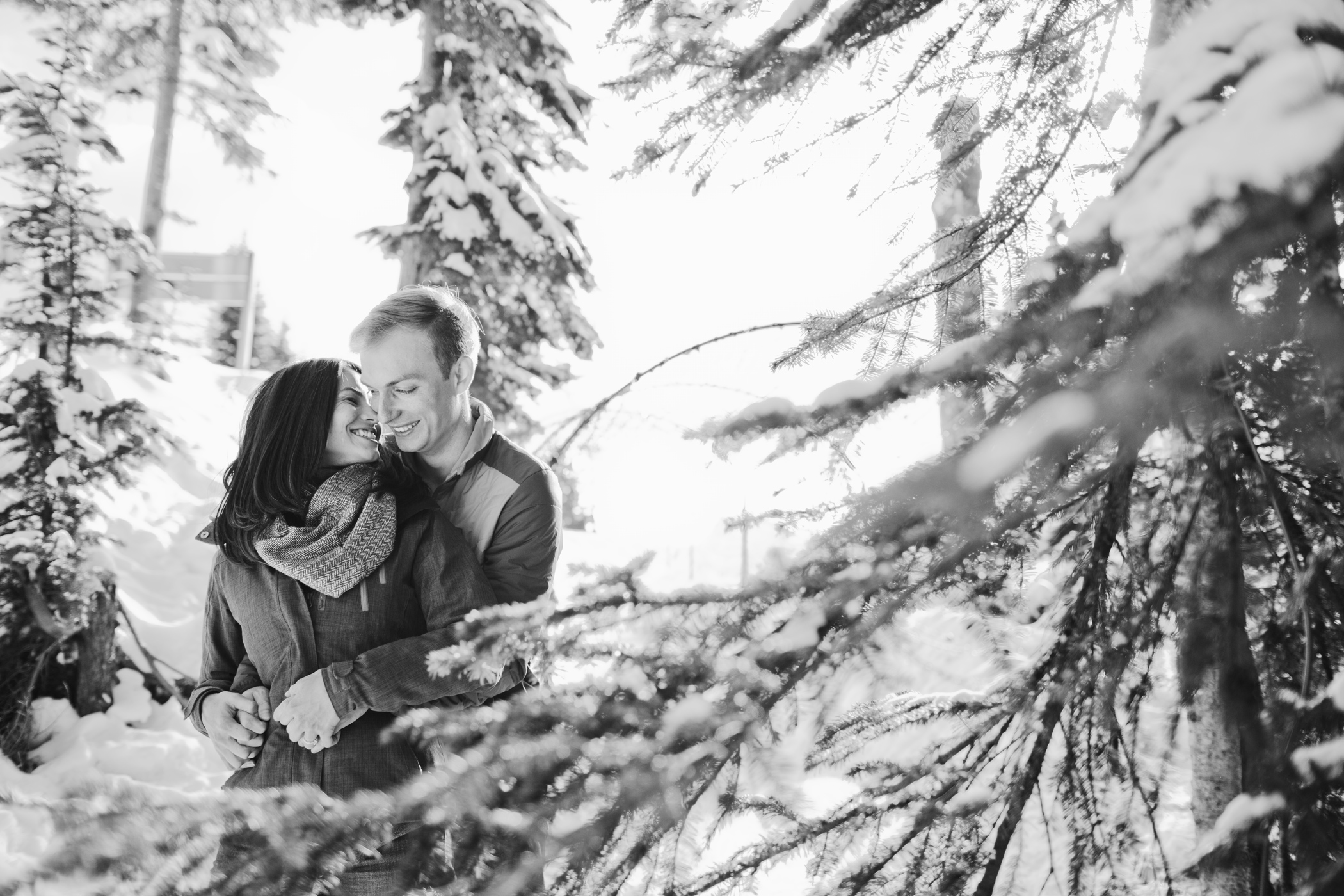 Vancouver Wedding Photographer Grouse Mountain