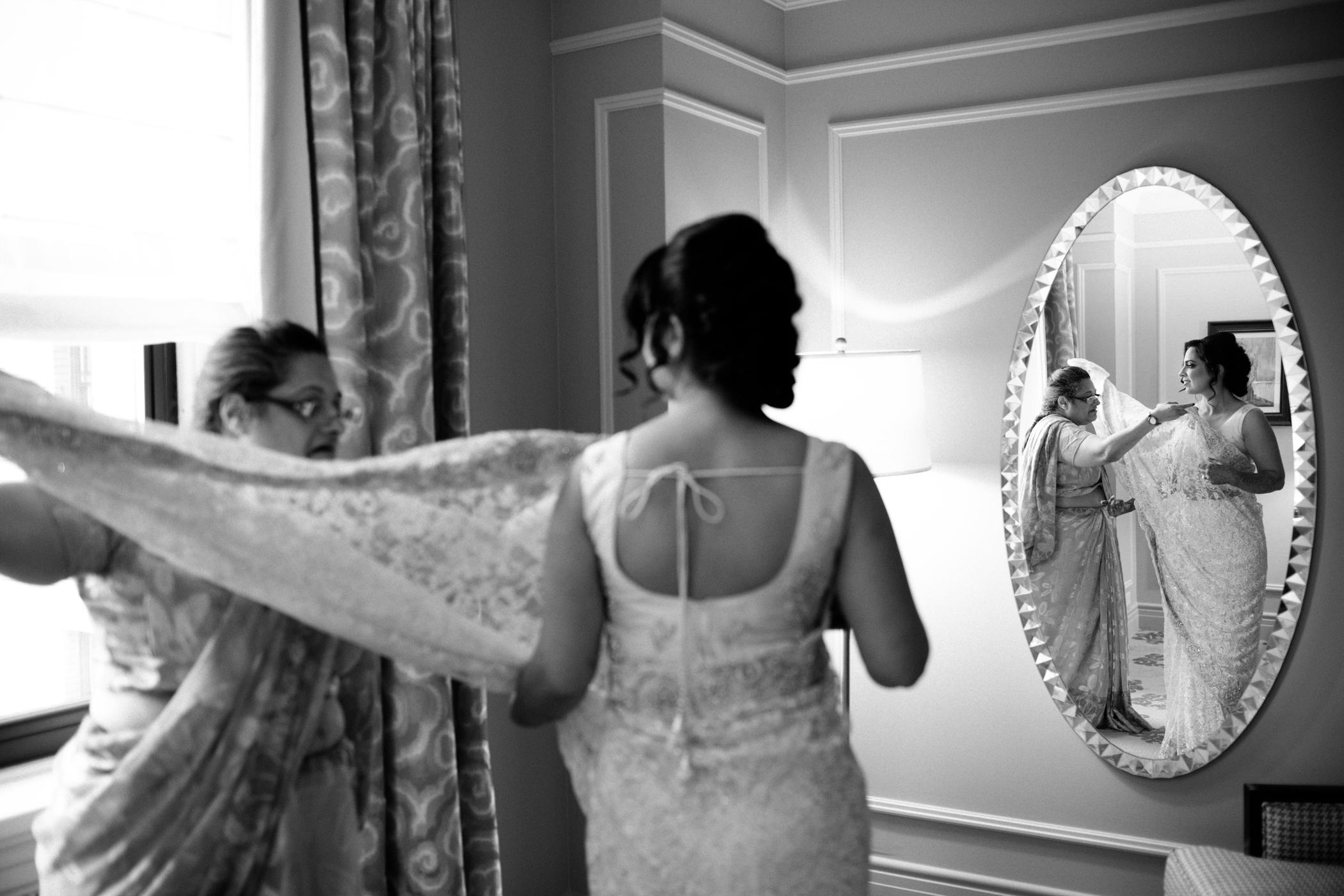 Fairmont Hotel Vancouver Ismaili Wedding