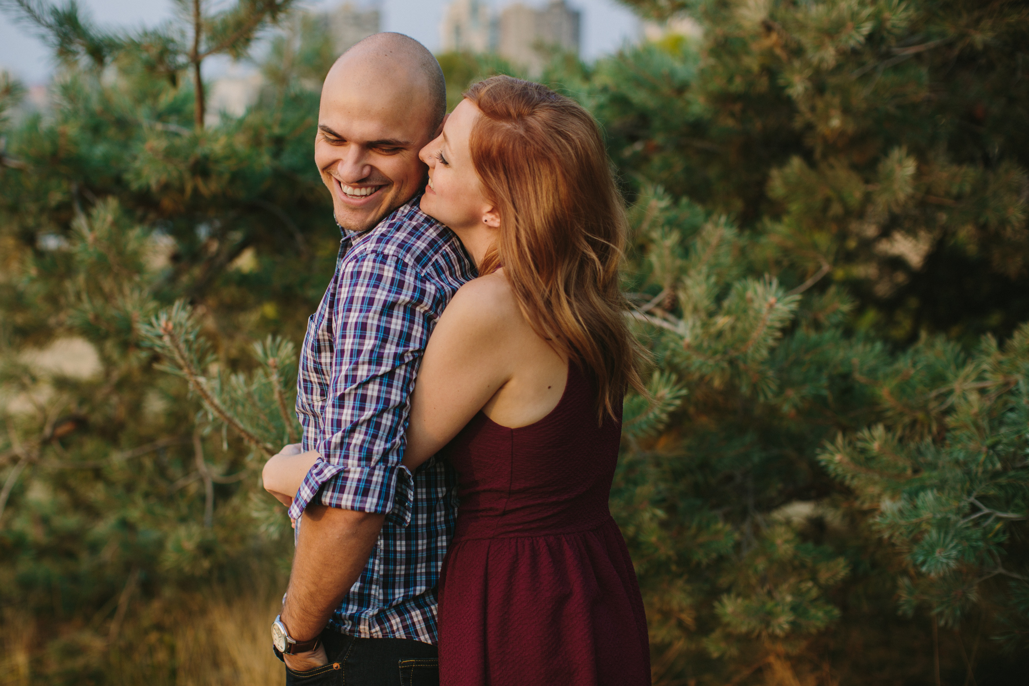Vanier Park Engagement Session