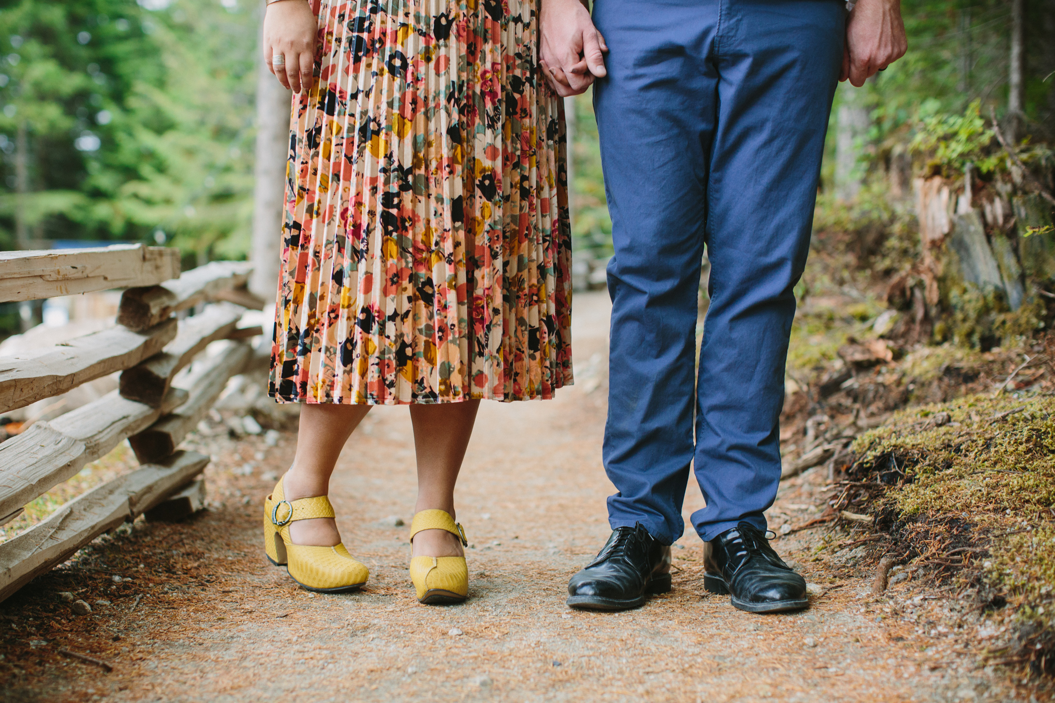 Fluevog Engagement Shoes