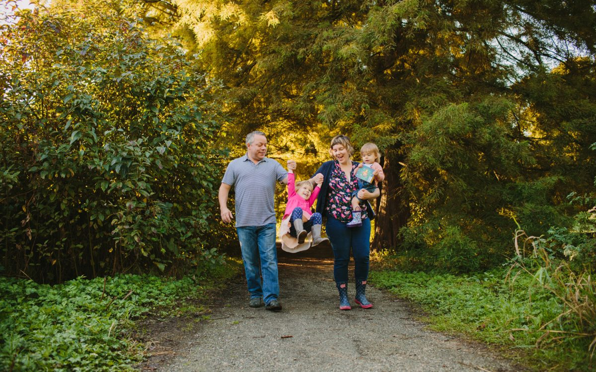 Rupert Park Family Session | Preview