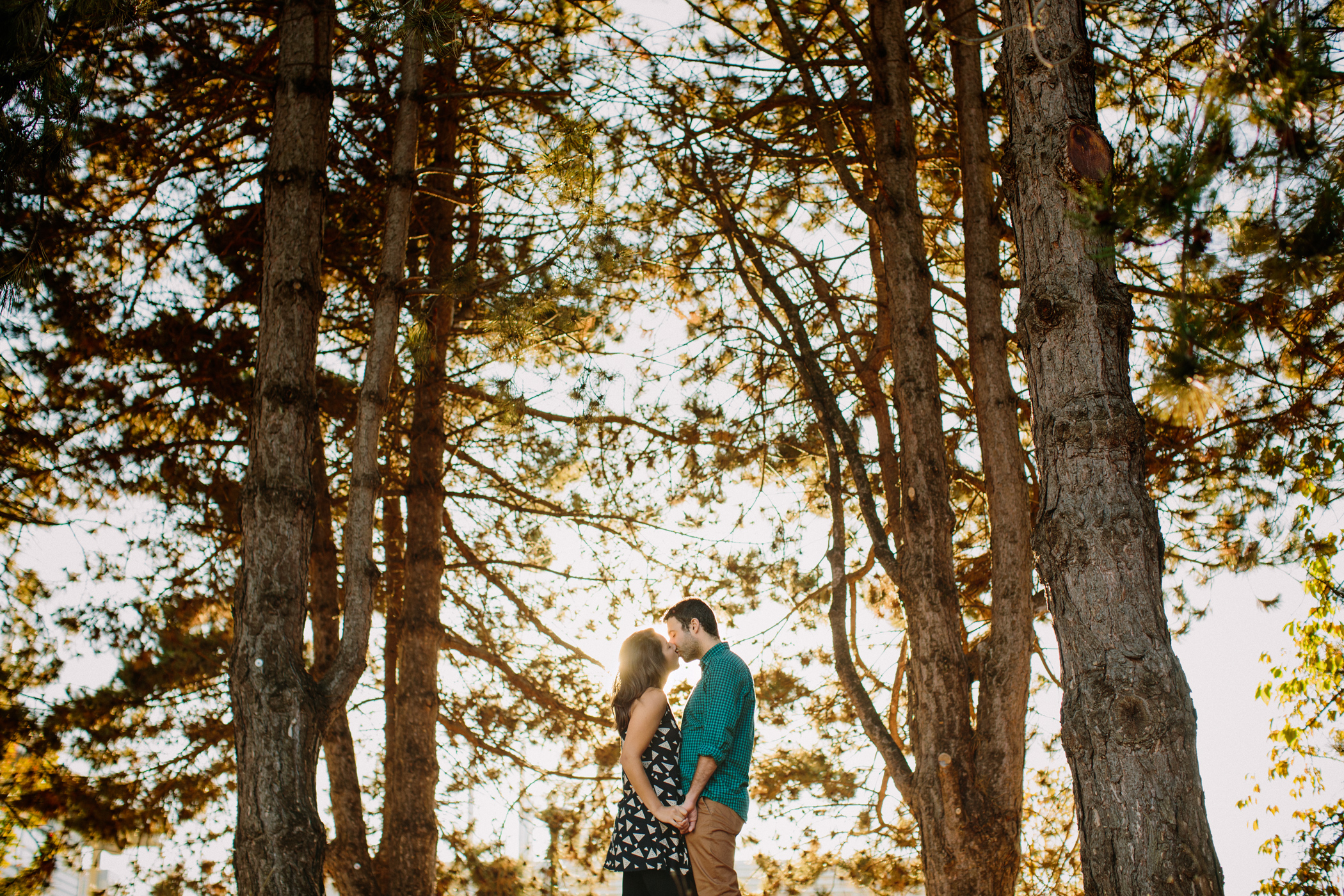 Fall Engagement Session in Vancouver