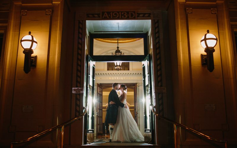 Vancouver Club Wedding | Preview