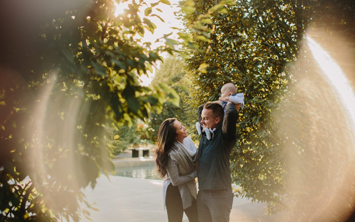 Yaletown Family Session | Preview