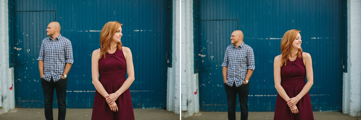 Pre Wedding Portraits in Vancouver