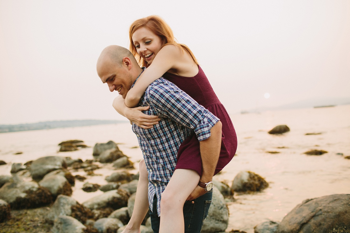 Westcoast Engagement Session