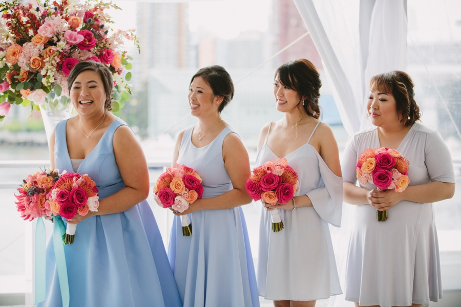 Candid of Vancouver Bridesmaids