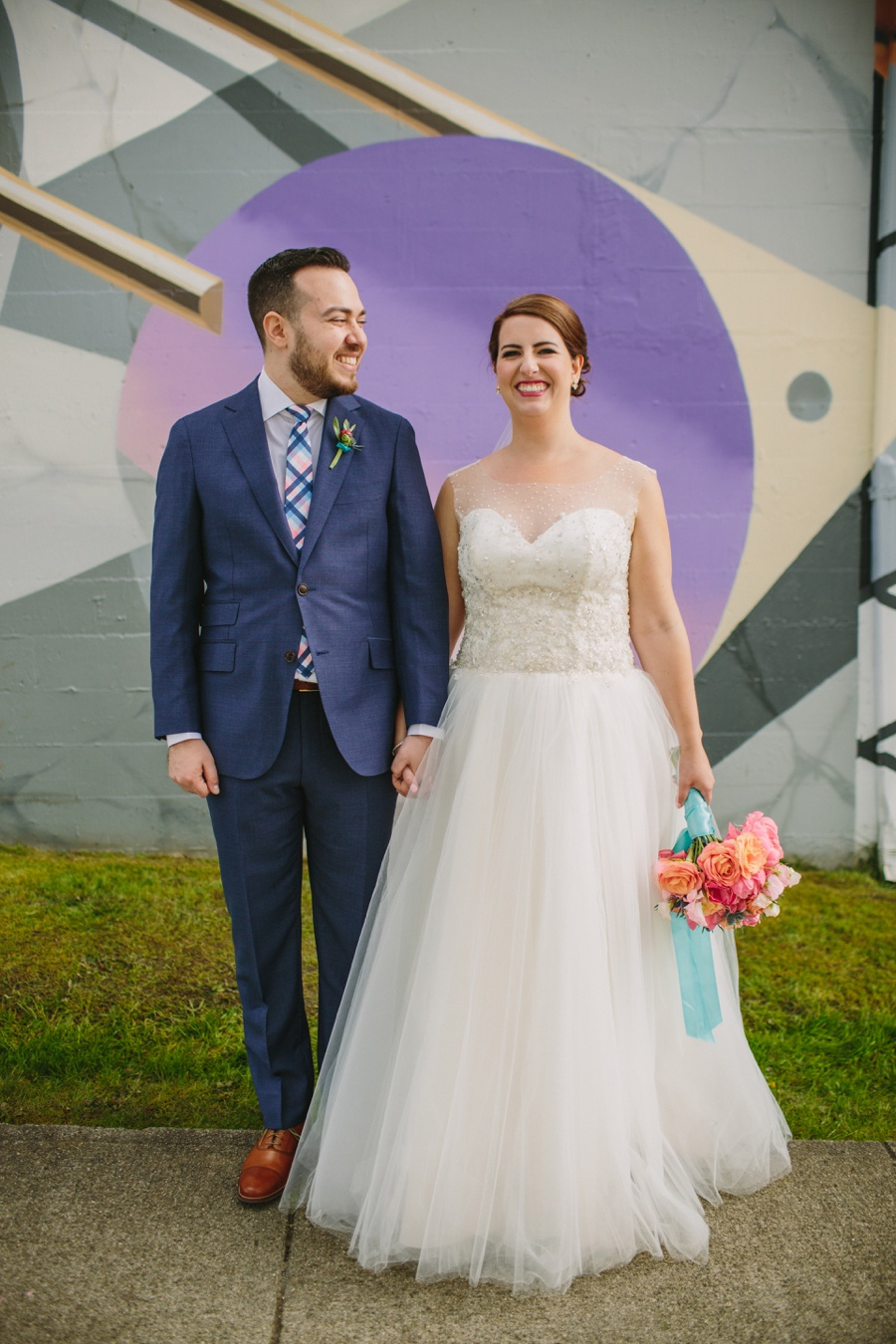 Vancouver Bride and Groom Portraits
