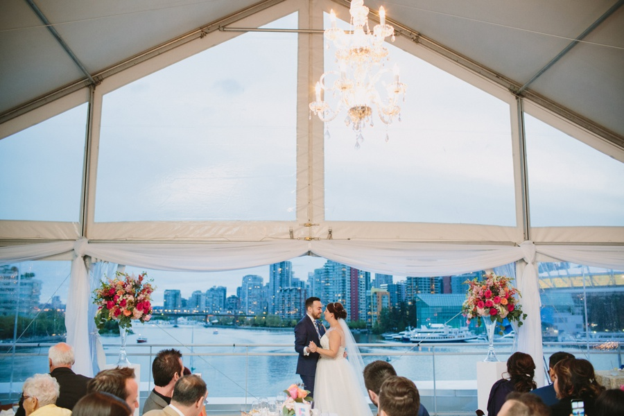 First Dance at Science World