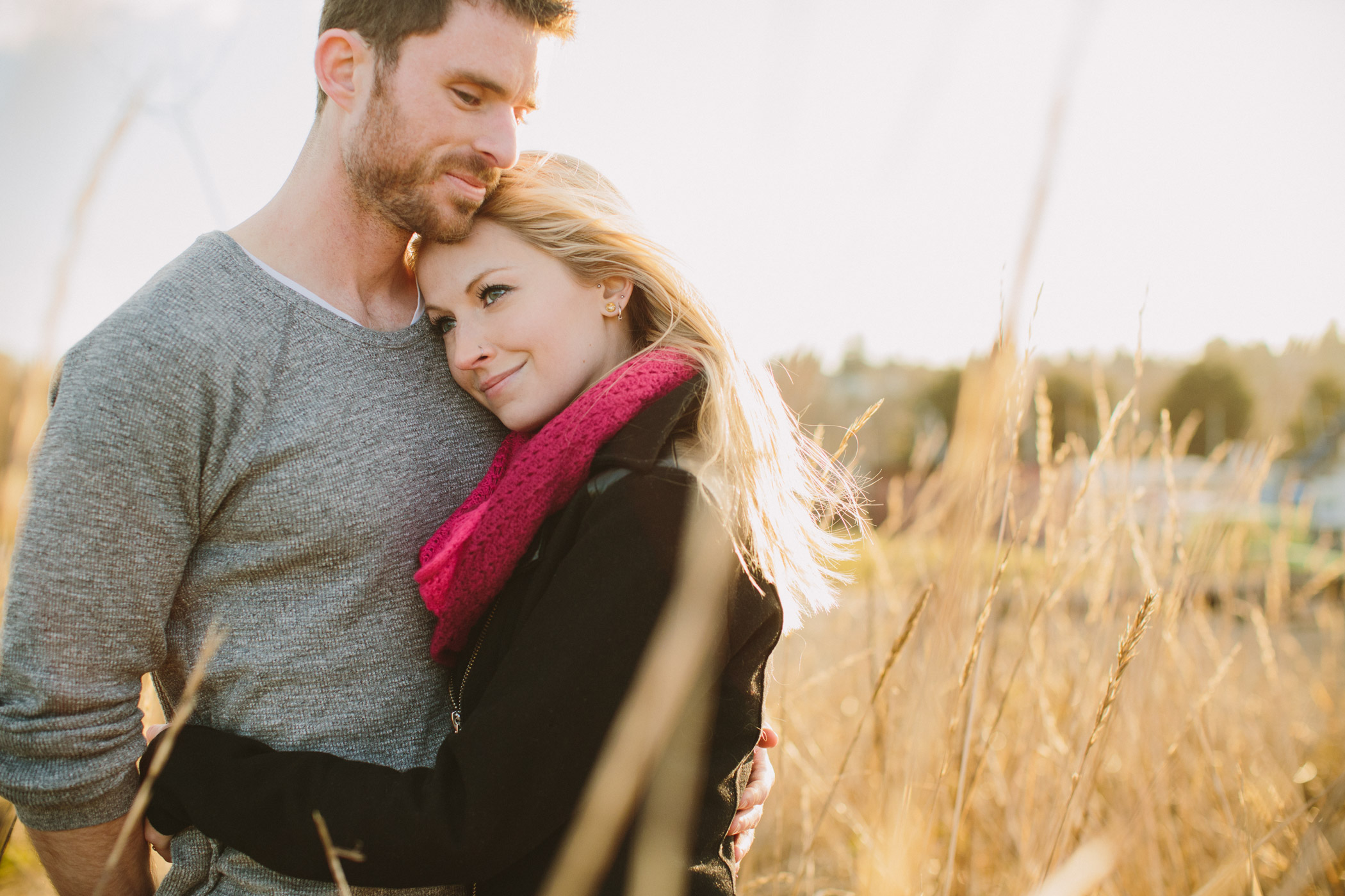 Spanish Banks Couples Session