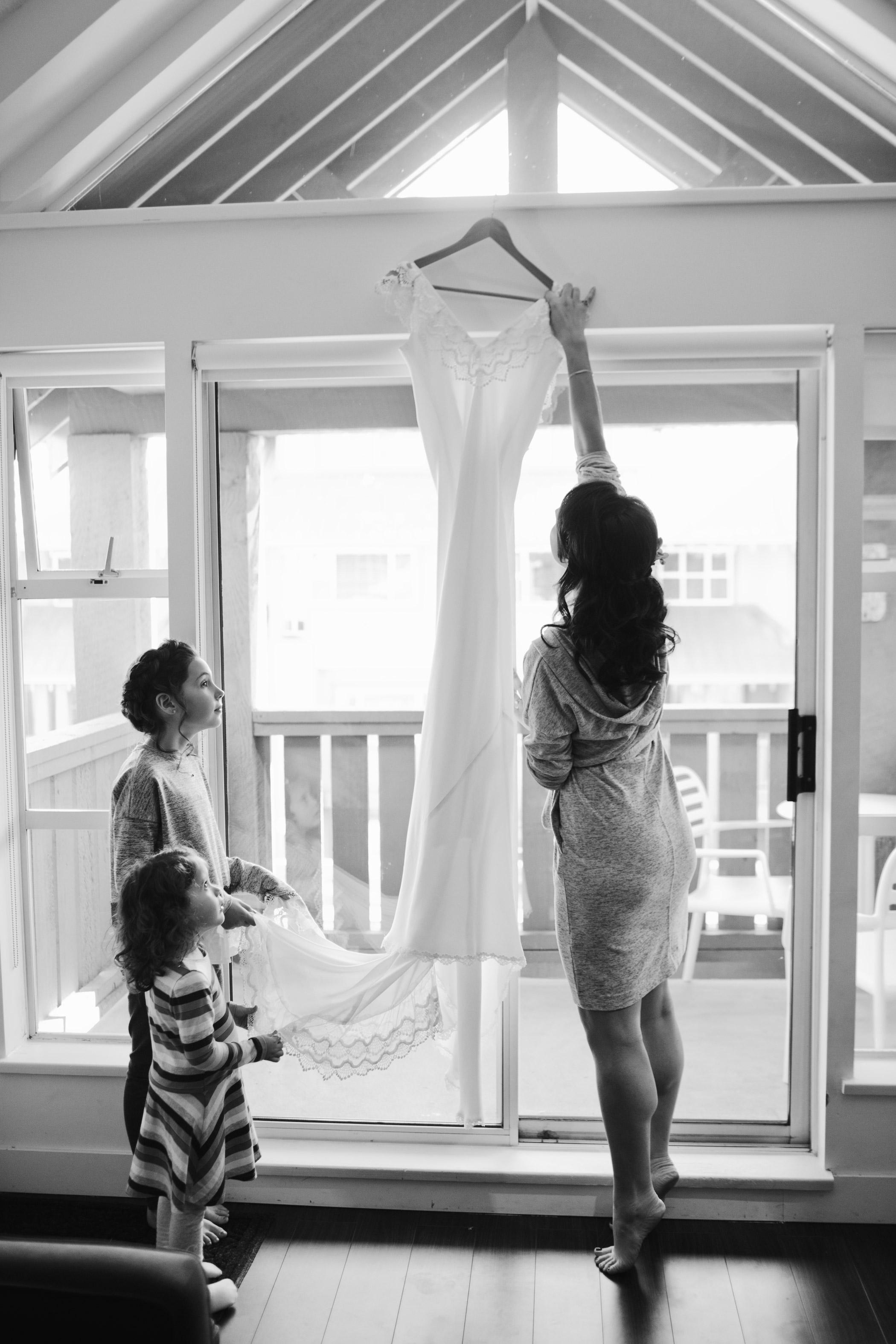 Whistler Bridal Preperations