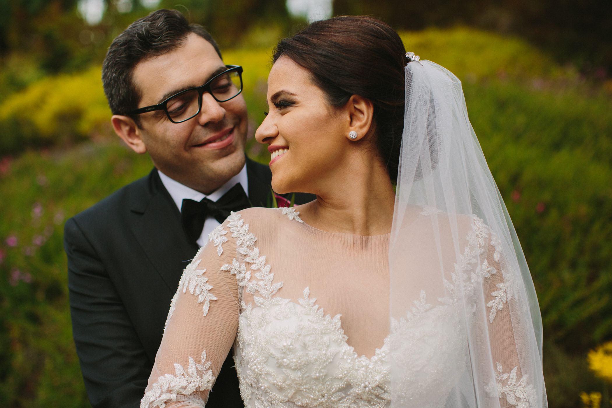 Vancouver Persian Bride and Groom