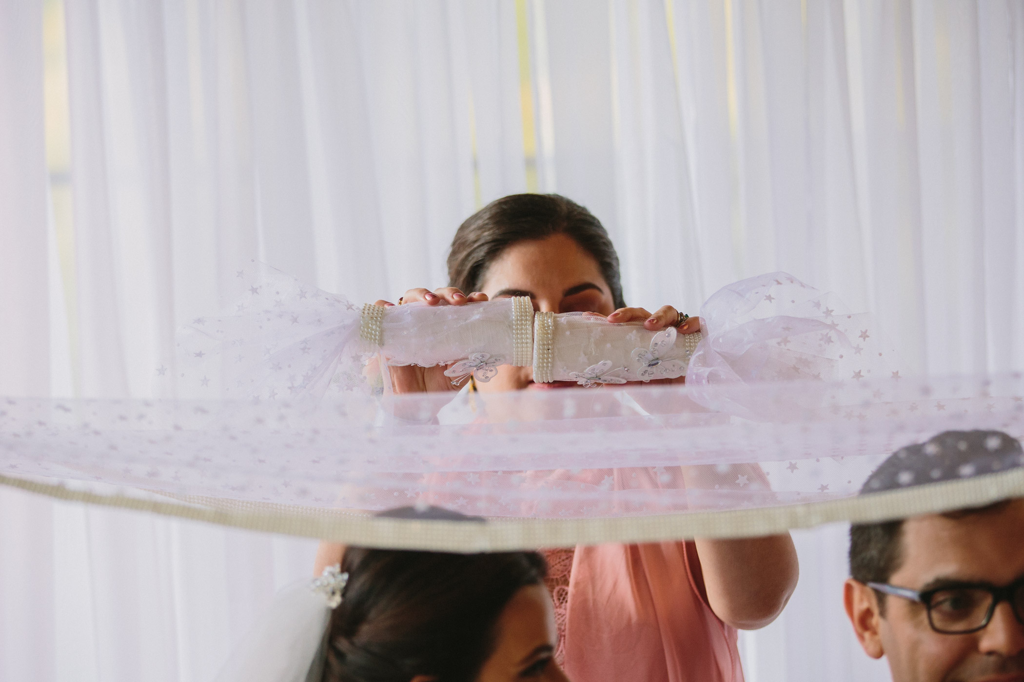 Shaughnessy Restaurant Persian Wedding Detail