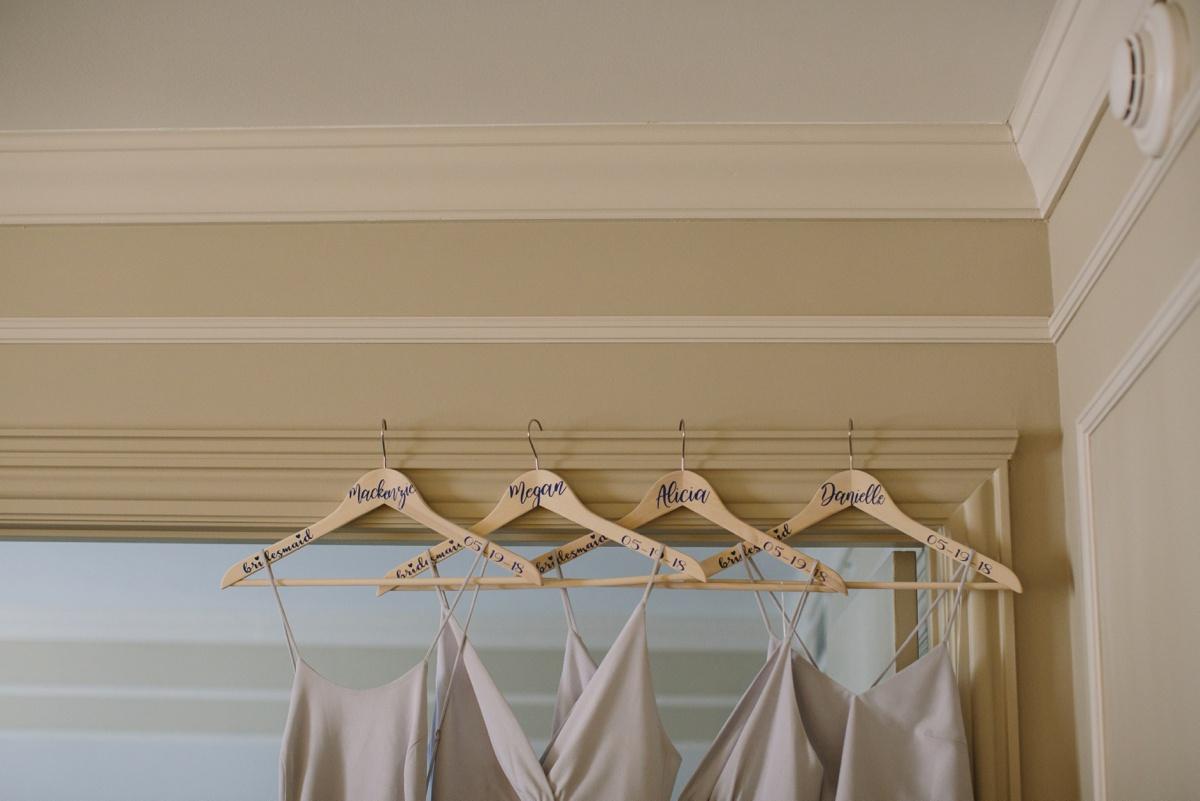 Vancouver Bridesmaids Details