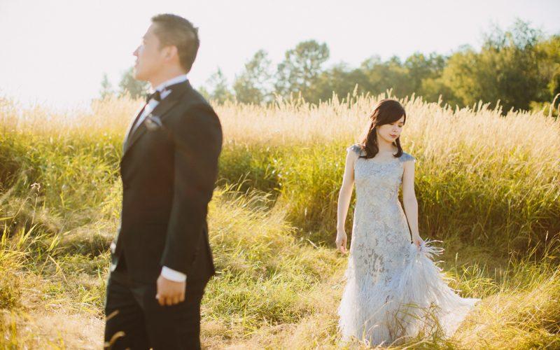 Grouse Mountain Wedding | Preview