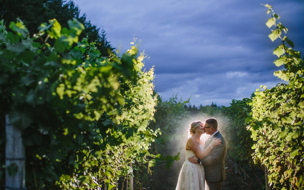Glass House Estate Winery Wedding Photography