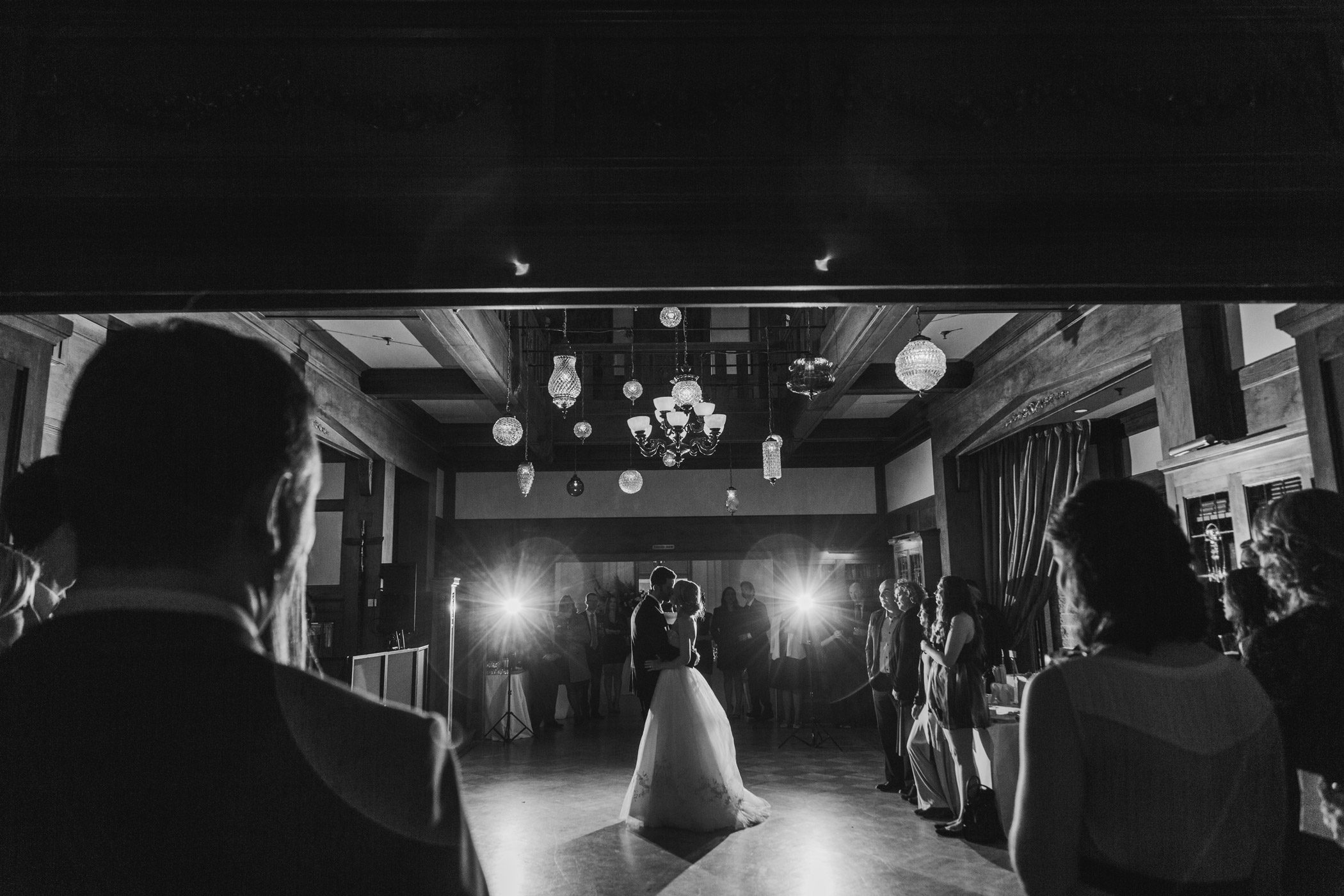 First Dance at Cecil Green Park House