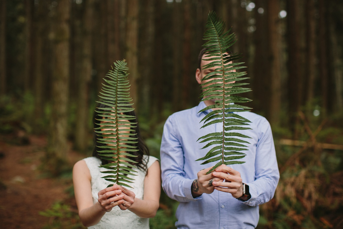 Westcoast Engagement Session in Vancouver